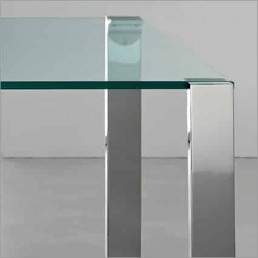 livingstand tonelli chrome leg