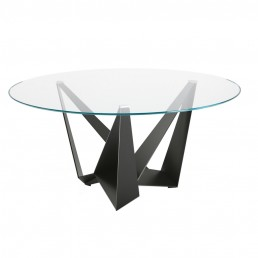 skorpio round table cattelan