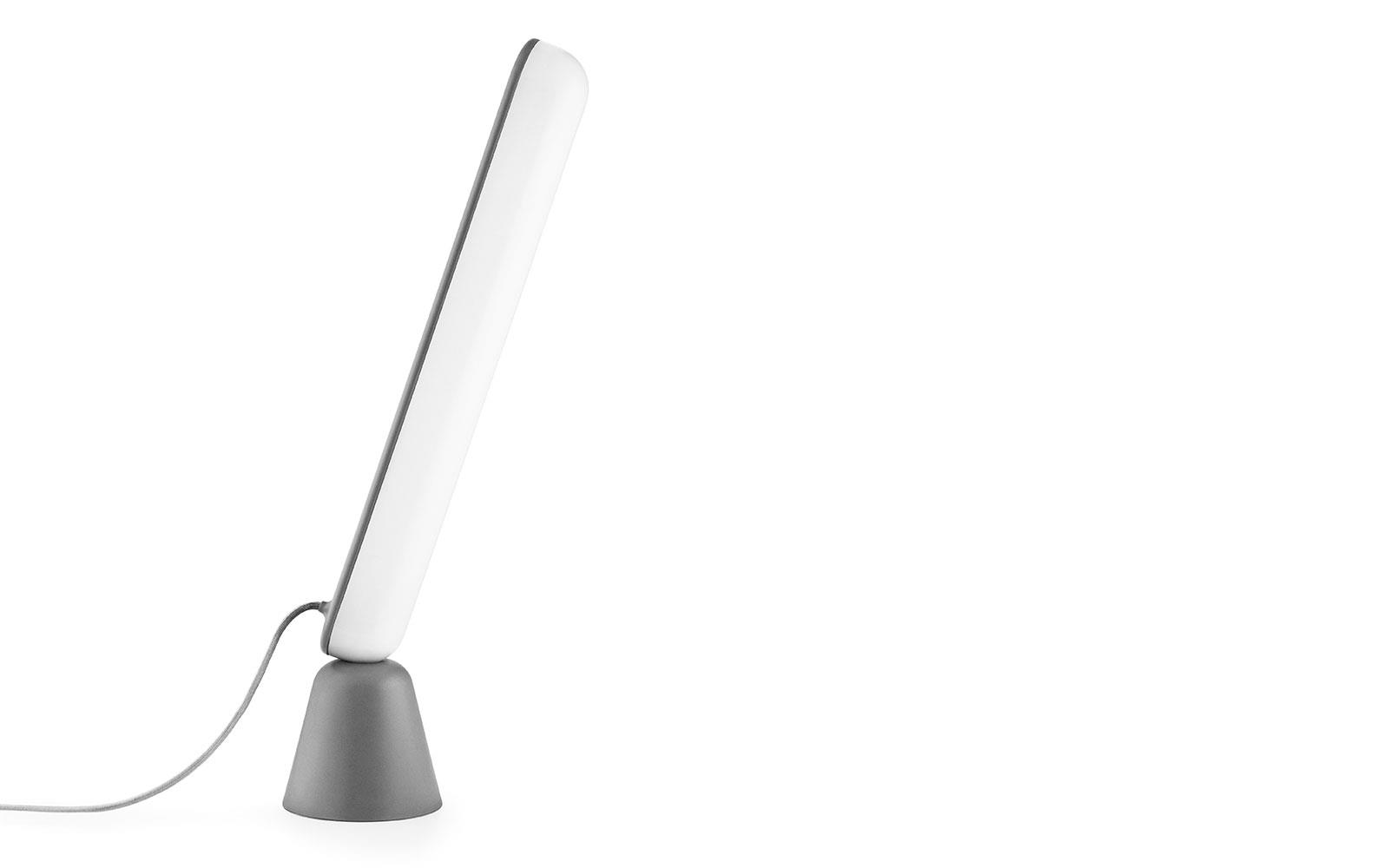 Acrobat Table Lamp EU Grey RAcurs