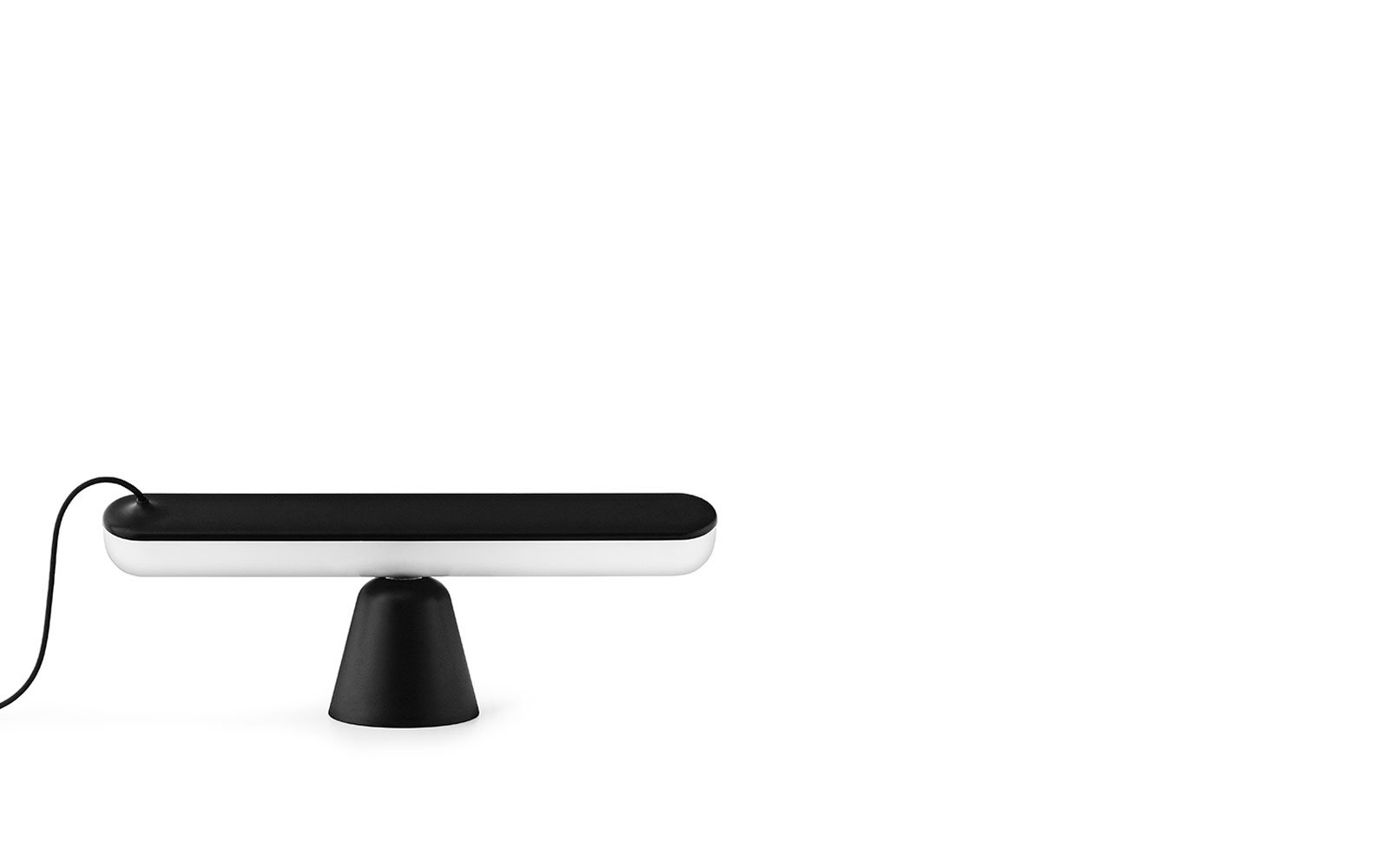 Acrobat Table Lamp Black