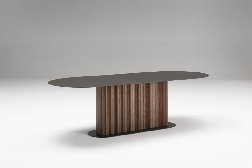 Alf DaFrè Rigadin Table