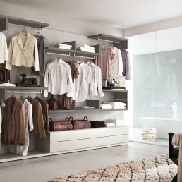 Alf DaFrè Smart Walk in Closet
