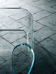 Bent Glass Italia Coffee Table