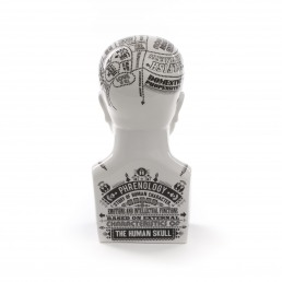 Bust Seletti By Petrantoni Phrenology Back