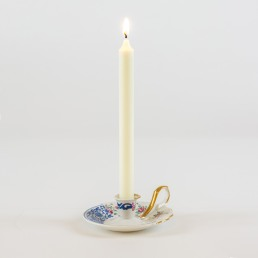 Candle Holder Seletti Hybrid Laudomia With Fire