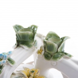 Candle Holder Seletti The Chainsaw Flowers