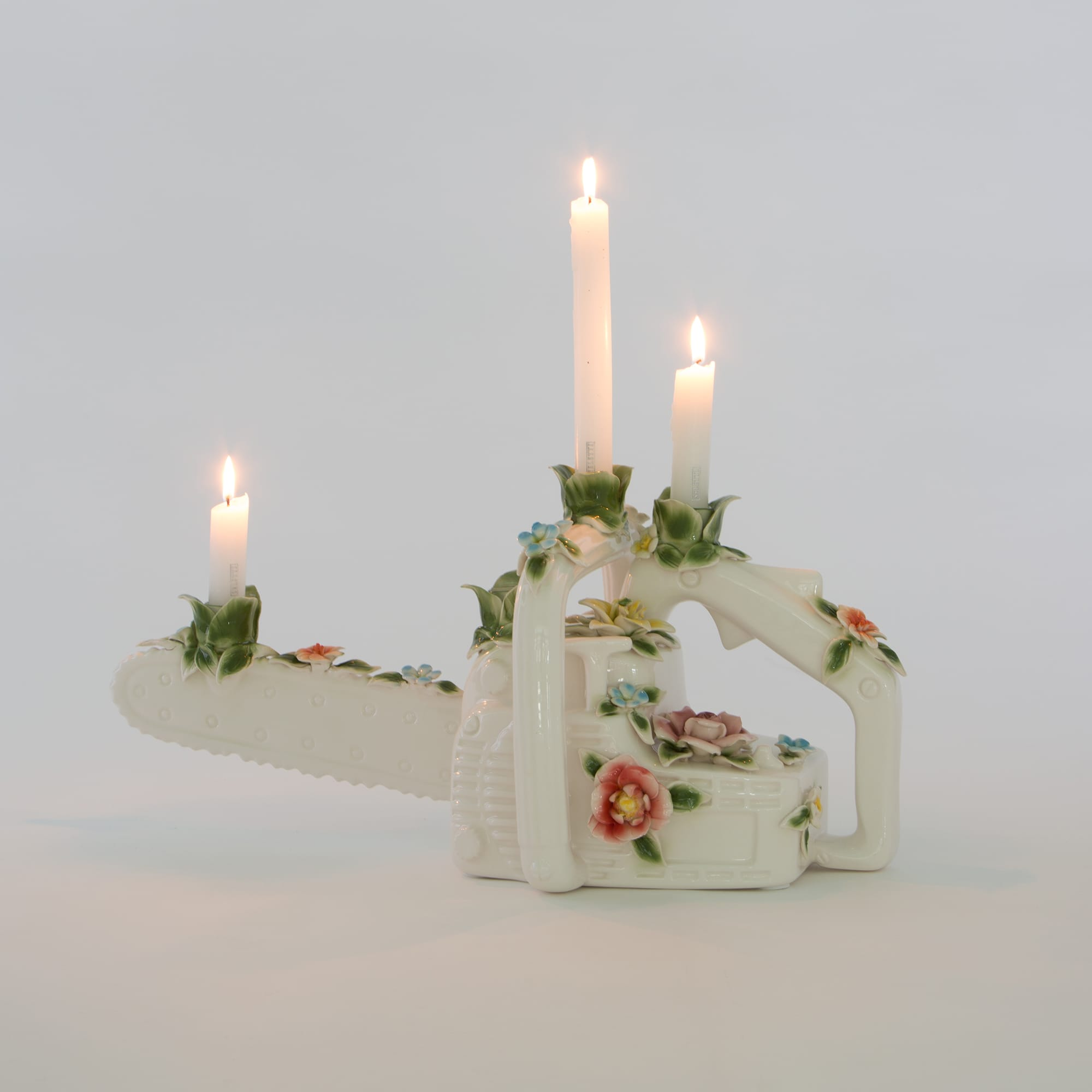 Candle Holder Seletti The Chainsaw Interior Design
