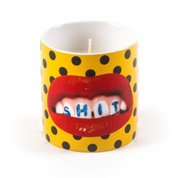 Candle Seletti Shit