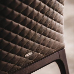 Cattelan Italia Arcadia Couture Chair Detail