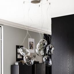 Cattelan Italia Ceiling Lamp Cloud