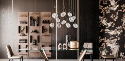 Cattelan Italia Ceiling Lamp Cloudine Interior