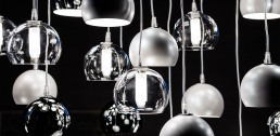 Cattelan Italia Ceiling Lamp Eclipse Design