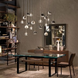 Cattelan Italia Ceiling Lamp Eclipse Interior