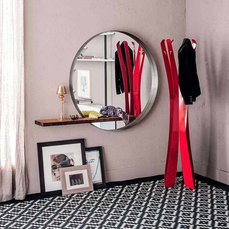 Cattelan Italia Coat Hanger Valdo Red