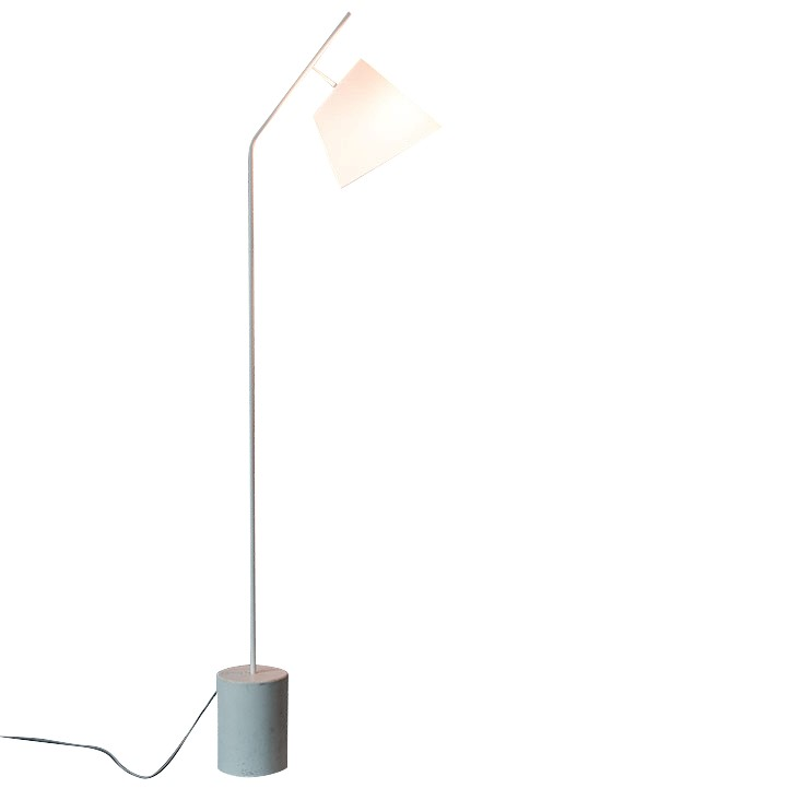Cattelan Italia Karibù Floor Lamp White