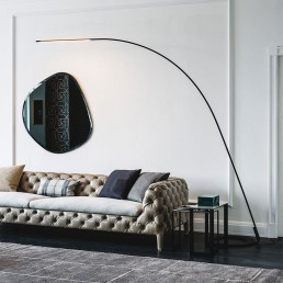 Cattelan Italia Lampo Floor Lamp Intrior