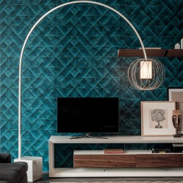 Cattelan Italia Midday Arc Floor Lamp