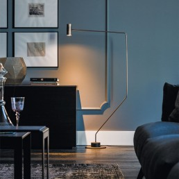 Cattelan Italia Thor Floor Lamp Interior