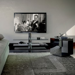 Cattelan Italia Vision Swivelling TV Unit Interior