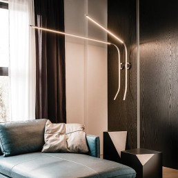 Cattelan Italia Wall Lamp Fisherman Racurs