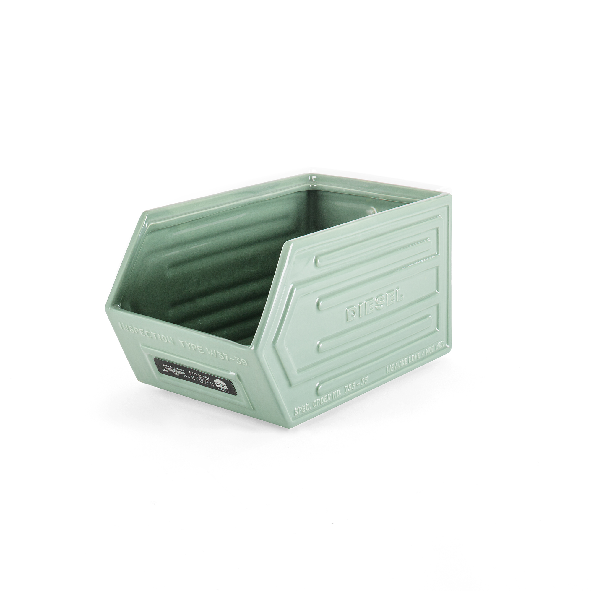 Ceramic Container Seletti Crate