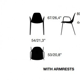 Chair Opinion Ciatti Mammamia Leather Product Specification