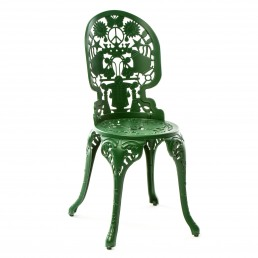 Chair Seletti Industry Collection Green Racurs