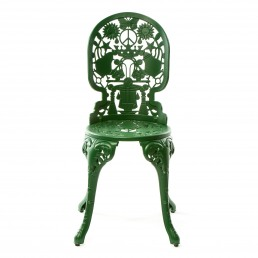 Chair Seletti Industry Collection Green
