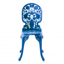 Chair Seletti Industry Collection Sky Blue