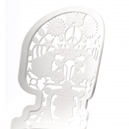 Chair Seletti Industry Collection White Detail