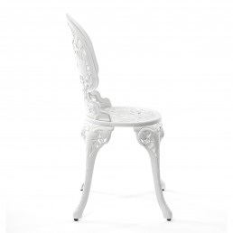 Chair Seletti Industry Collection White Front