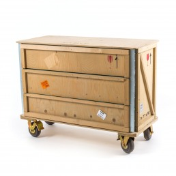 Chest of Drawers Wheels Seletti Export Como Racurs