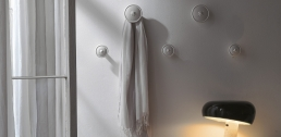 Coat Hanger Cattelan Italia Bottone Interior White