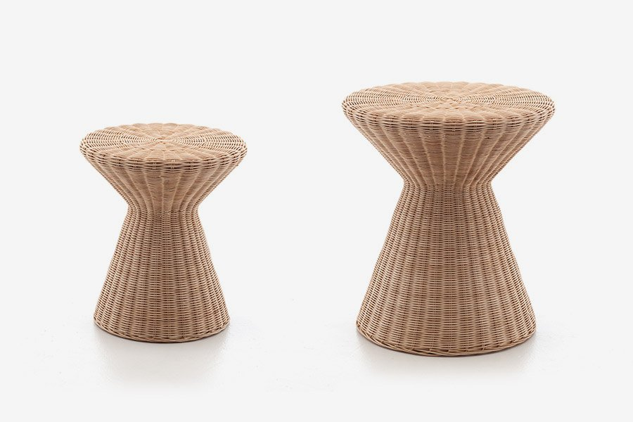 Coffe Table Bolla Collection Melange Rattan