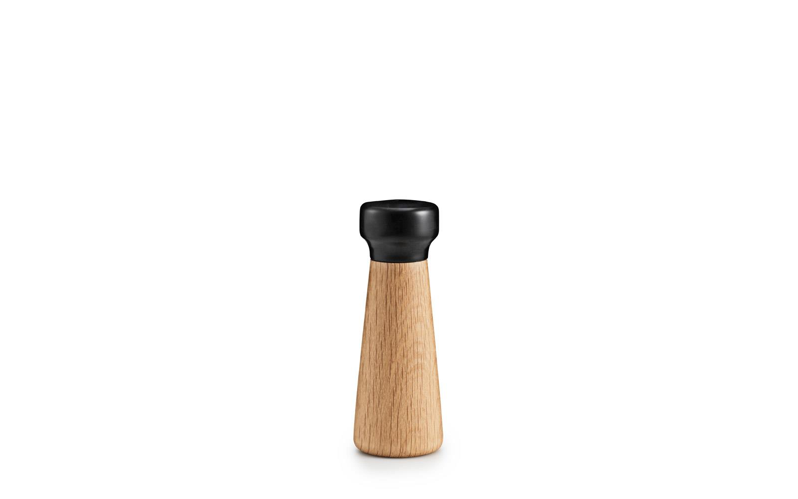 Craft Pepper Mill Small Oak Black