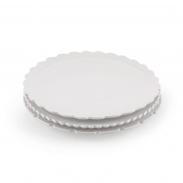 Dinner Plate Set Seletti Machine Collection Front