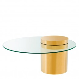 Eichholtz Equilibre Small Table Gold