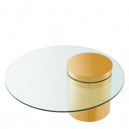 Eichholtz Equilibre Small Table Top Gold