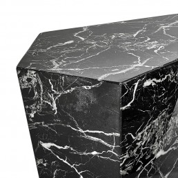 Eichholtz Prudential Small Table Detail Black
