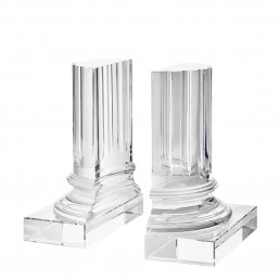 Eichholtz Rival Bookend Crystal Model