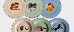 Enamel Plate Collection