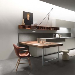 Ernestomeda One 80 Design Collection Legno Iconcrete