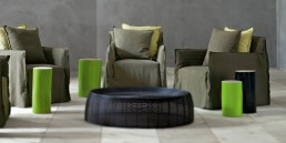 Gervasoni Coffe Table Filo Large by Paola Navona