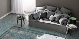 Gervasoni Ghost 16 Sofa Grey