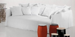 Gervasoni Ghost 16 Sofa White
