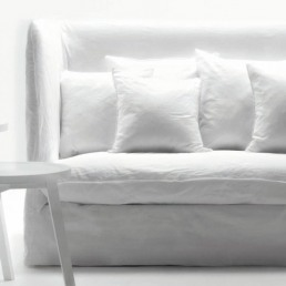 Gervasoni Ghost 18 Sofa Interior White