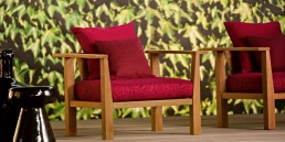 Gervasoni InOut 01 Lounge Chair fabric