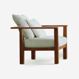 Gervasoni InOut 01 Lounge Chair