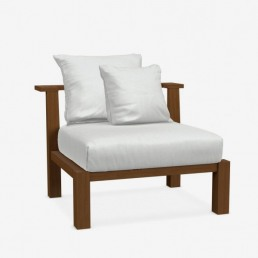 Gervasoni InOut 06 Lounge Chair