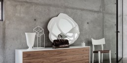 Gervasoni Mirror Sweet White